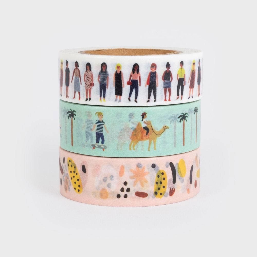 Femme Collection - Washi Tape