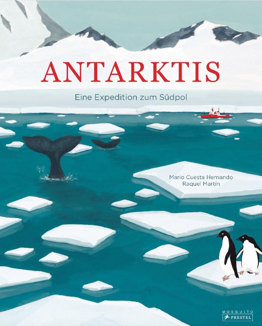 Antarktis - Eine Expedition zum Südpol