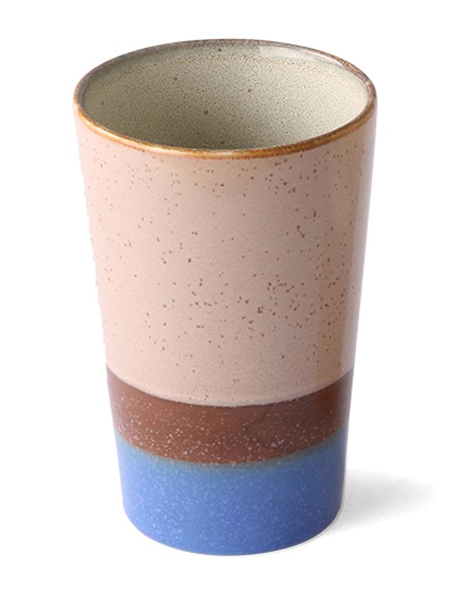 70's Ceramic Tea Mug #3