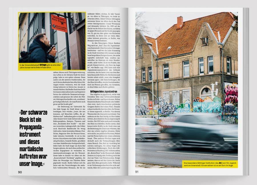 Veto - Magazin für Protest und Verantwortung 1/2020