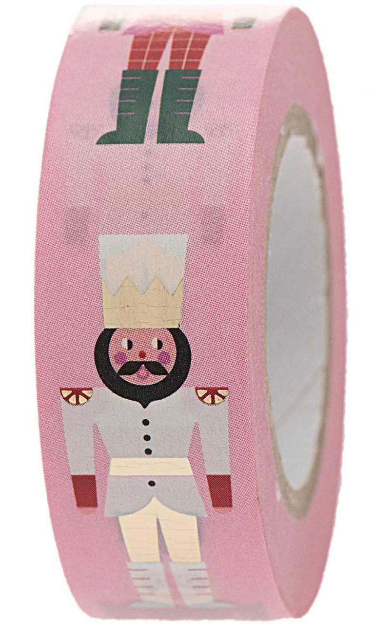 Tape Nussknacker Pink