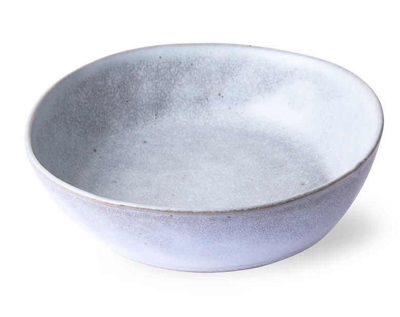 Bold & Basic Ceramics: Schale Rustic Grey L