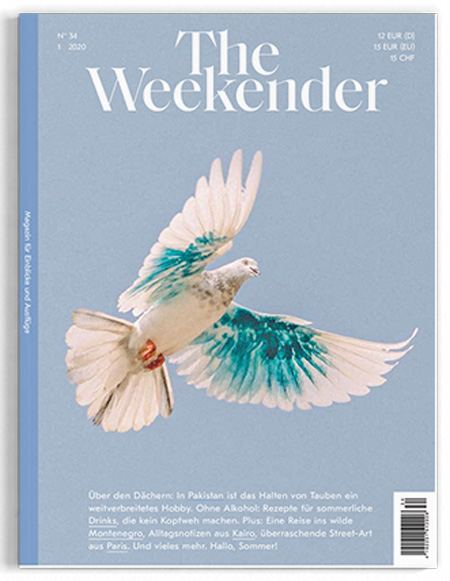The Weekender No. 34