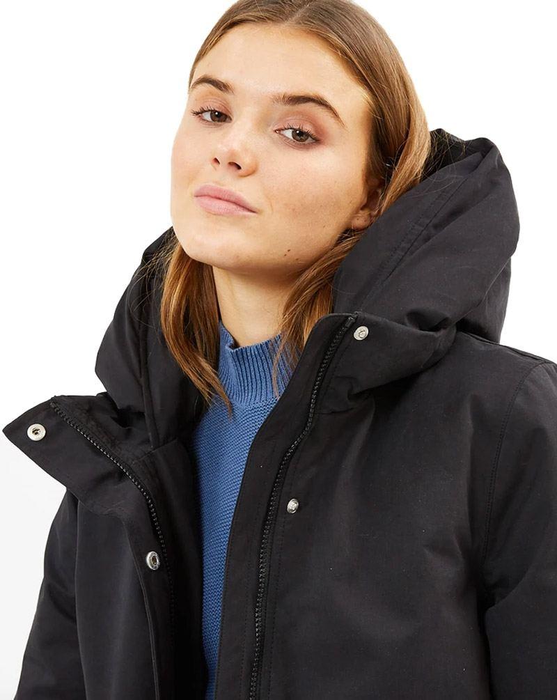 Alilla Winterjacke Black
