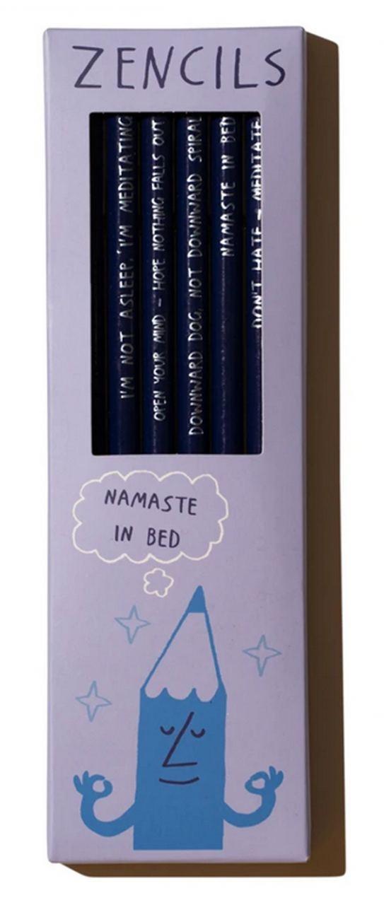 Zencils Bleistifte-Set (6 Stk.)