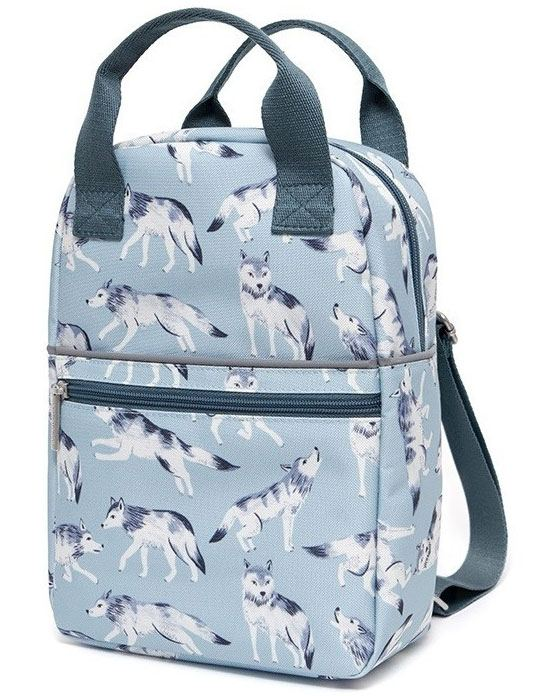 Backpack Wolves Small