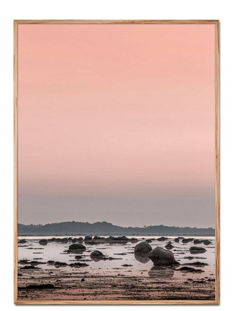 Solnedgang Poster (50x70cm)