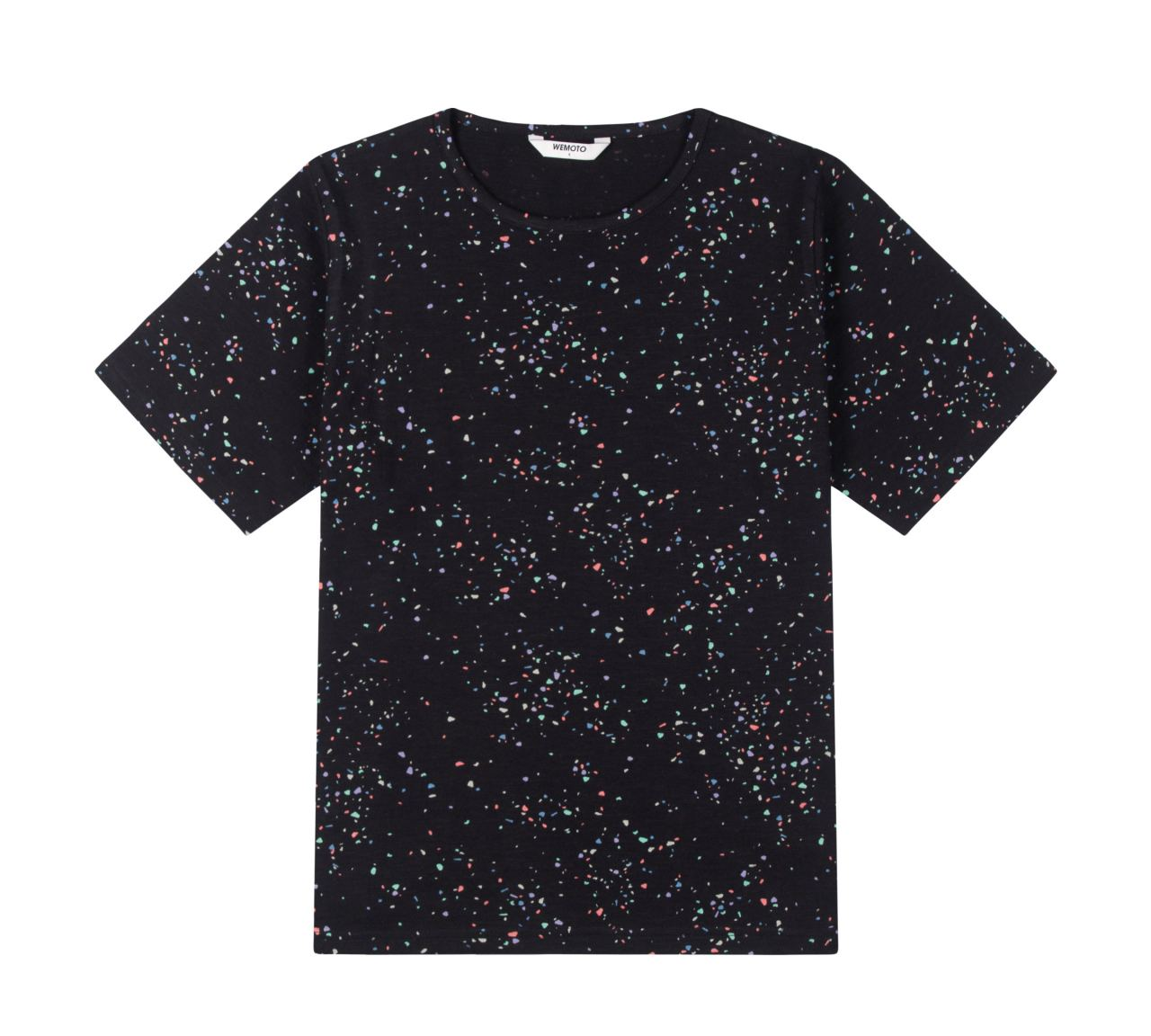 Holden Printed Shirt Black Multicolor