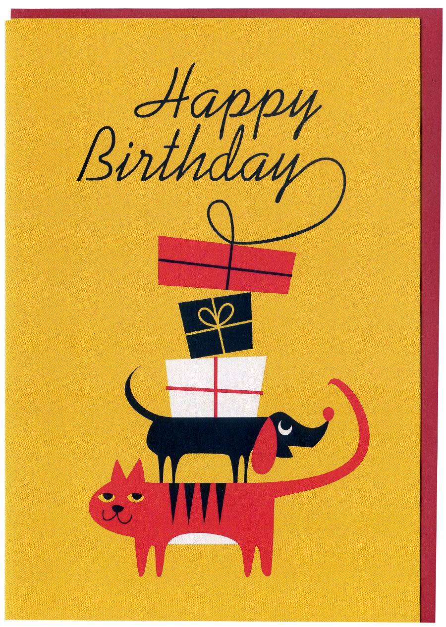 Ingela Birthday Karte
