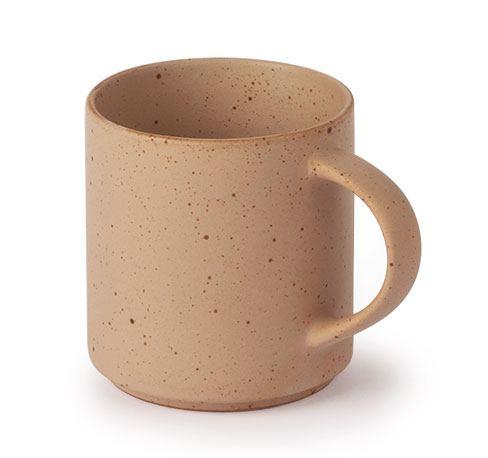Speckled Coffee Mug Nude