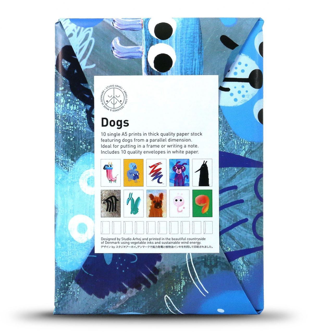 Dogs Paper Pack (10St.)