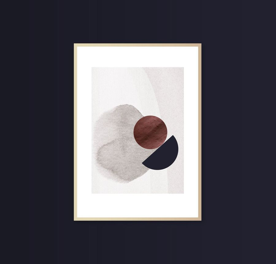 Print Balance II (Din A3)