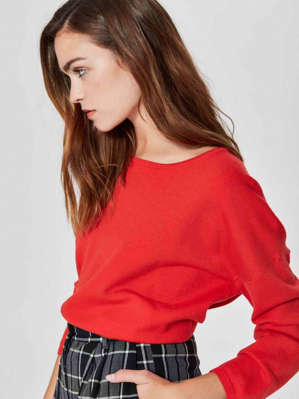 SLFMINNA Poppy Red