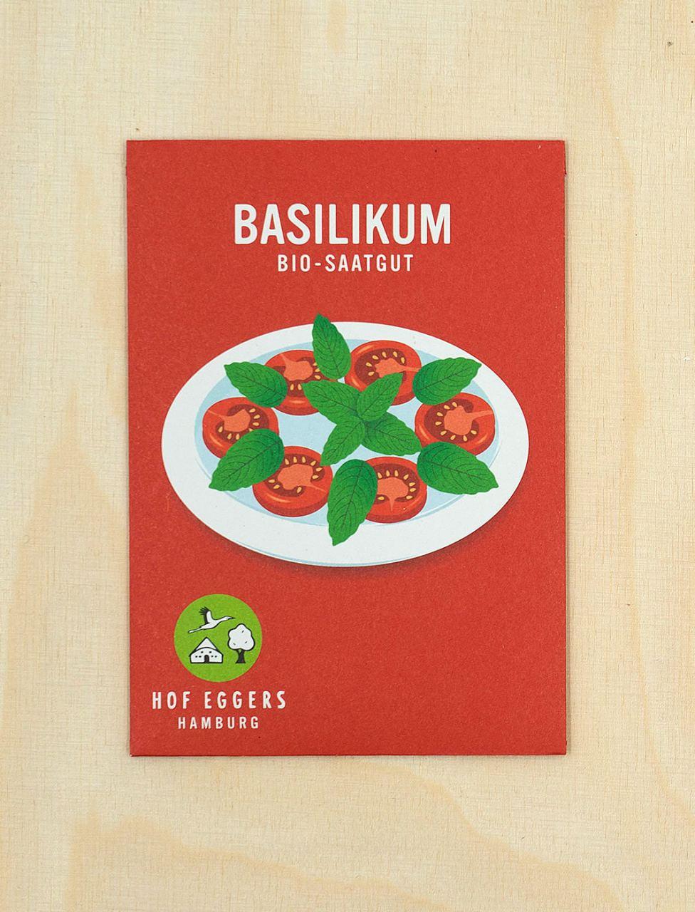 Basilikum Gustosa, Bio-Saatgut