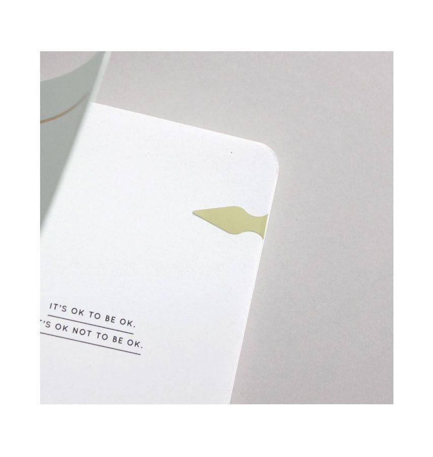 Pocket Kalender/Planner 2020 Grey