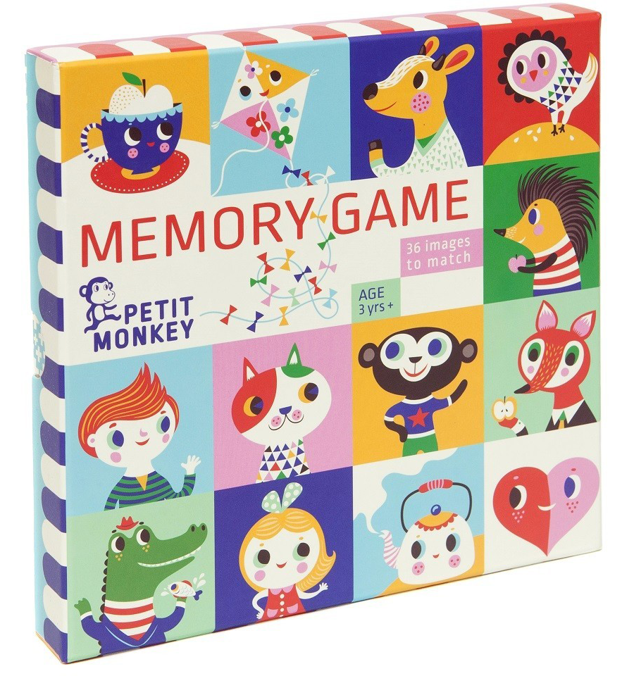 Memory Spiel Helen Dardik
