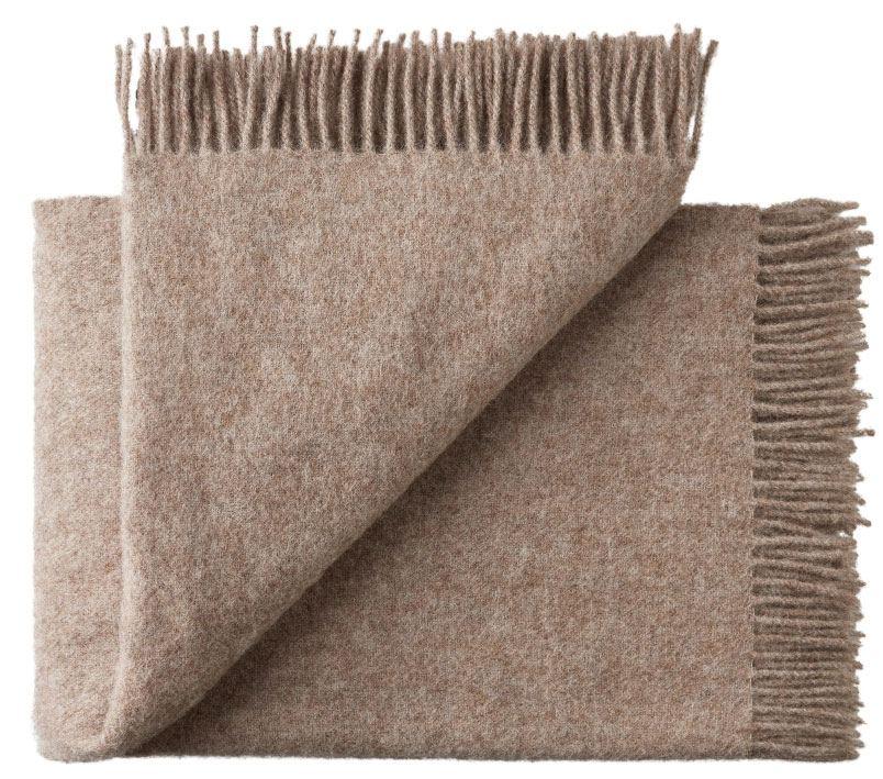 Athen Decke Beige-Sand Melange