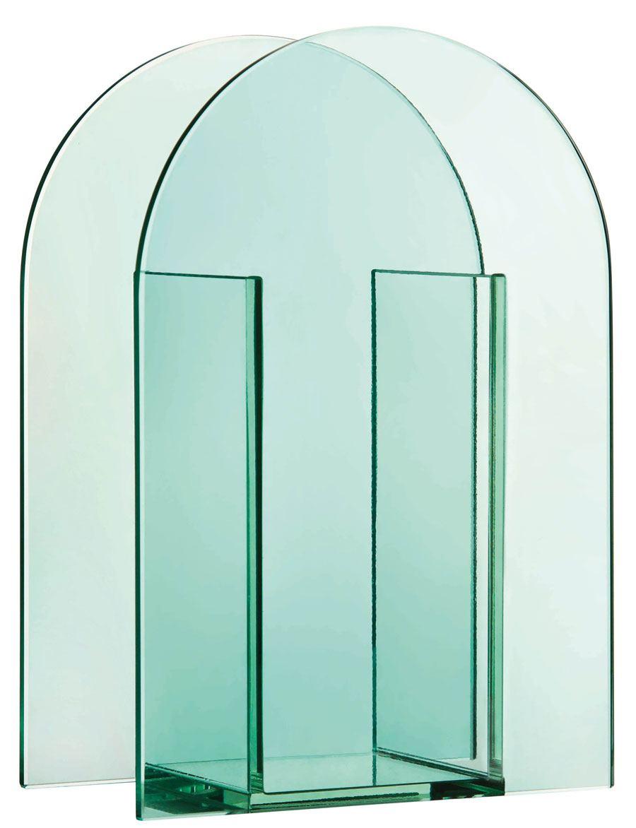 Vase Arch Green