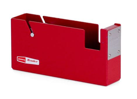 Tape-Abroller Leader Large Red