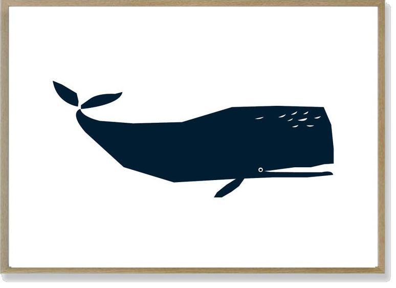 Baleine Print (Din A4)
