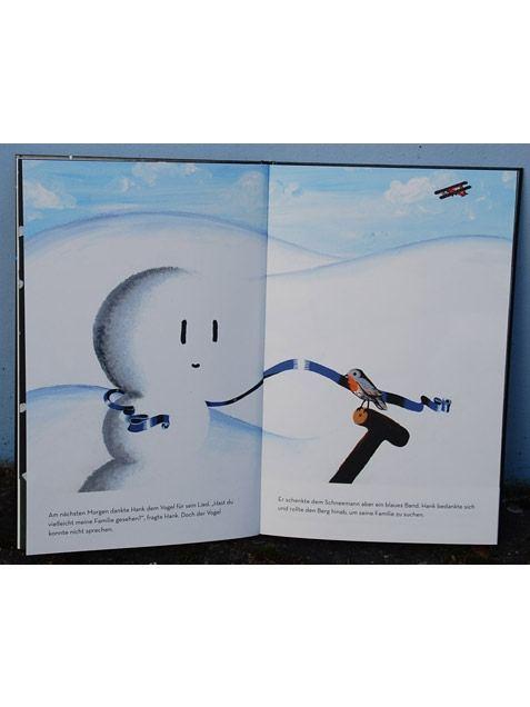 Hank - Der Schneemann