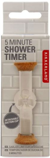 5 Minute Shower Timer