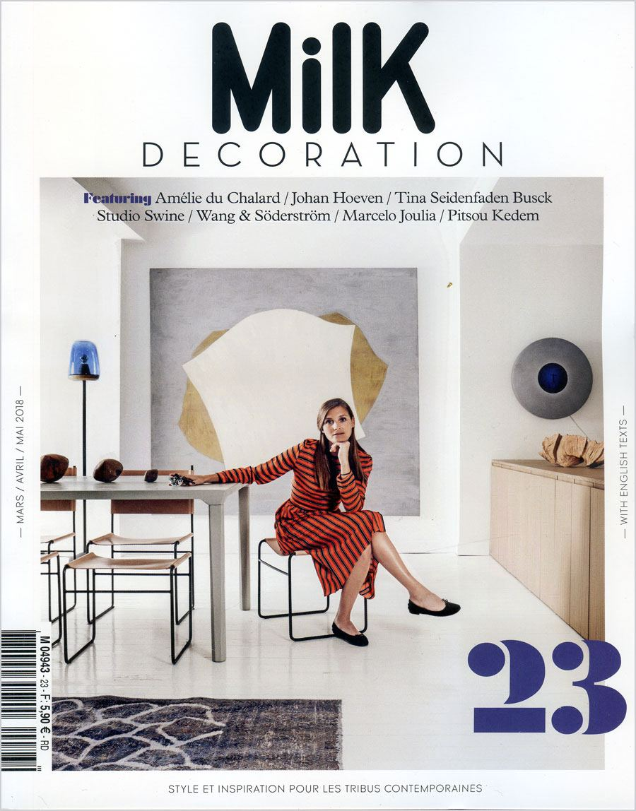 Milk Decoration #23 - Milk | Human Empire Shop