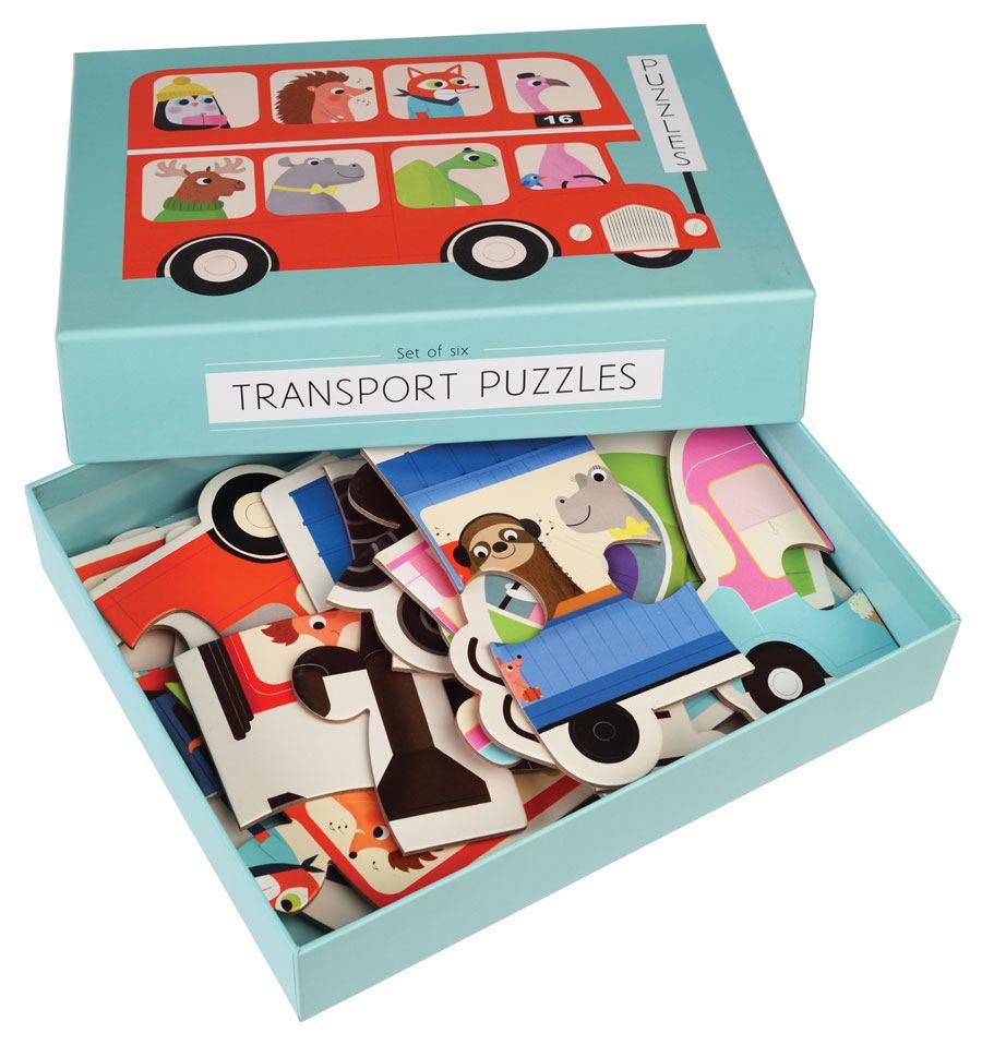 Bilderpuzzle Fahrzeuge