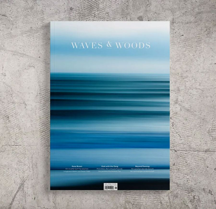 Waves & Woods No. 19