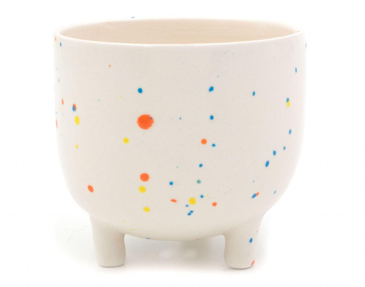 Pot on 3 legs Sprinkle