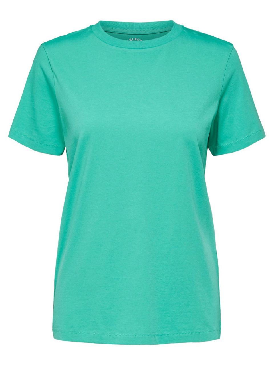 SLFMY PERFECT TEE Gumdrop Green