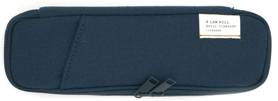 Low Hill Pencil Pouch V3 Navy