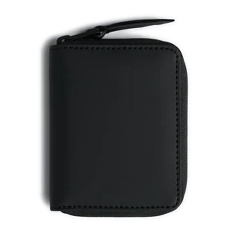 Small Wallet Black