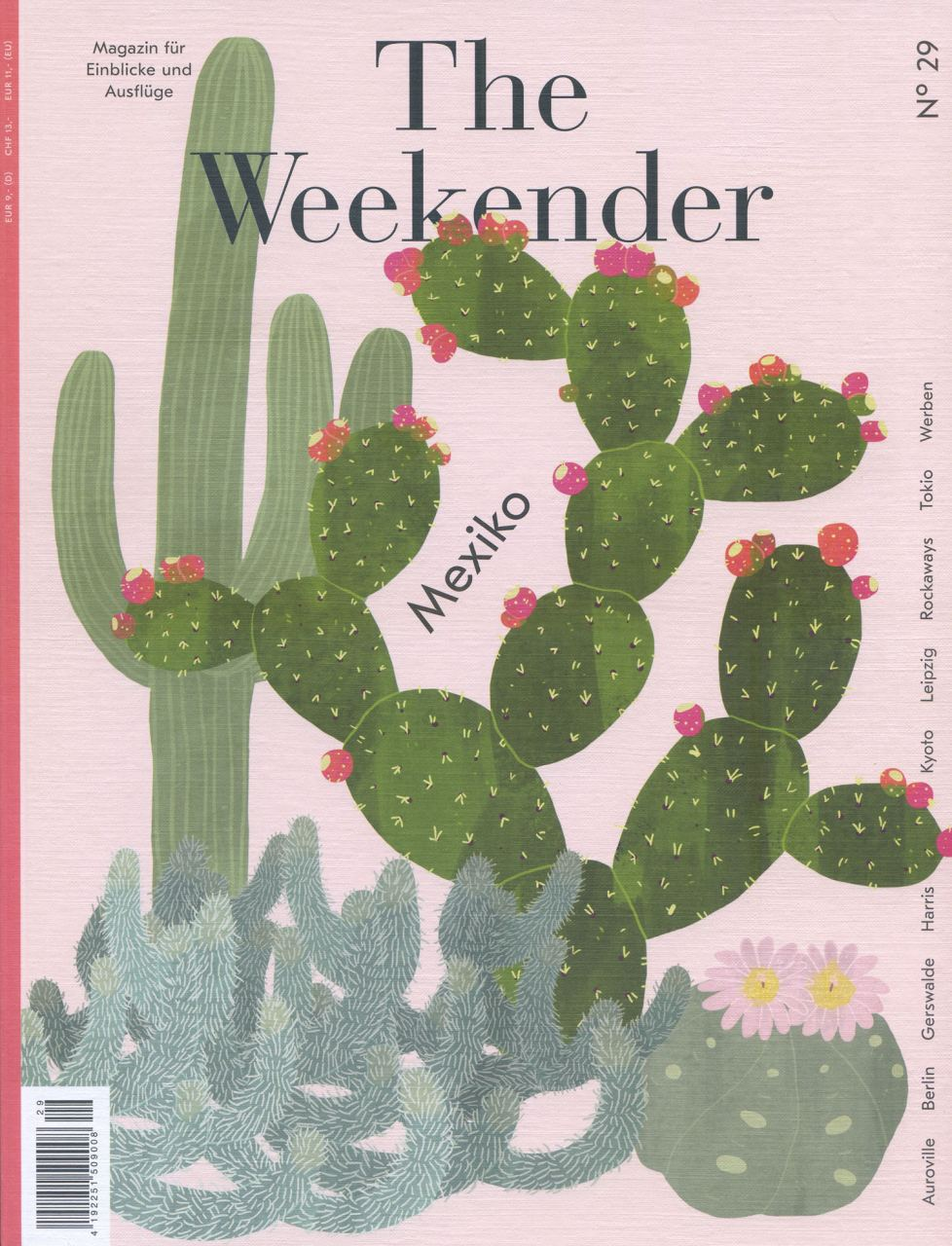 The Weekender No. 29