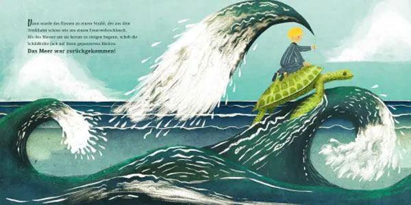 Der Tag, an dem das Meer verschwand