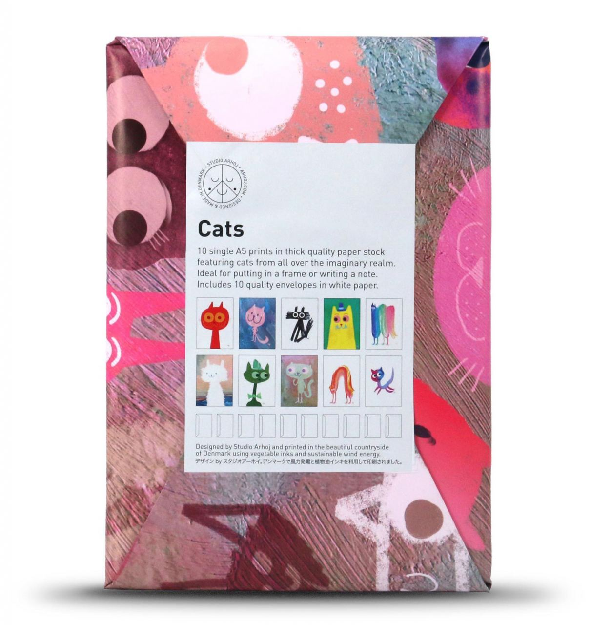 Cats Paper Pack (10St.)
