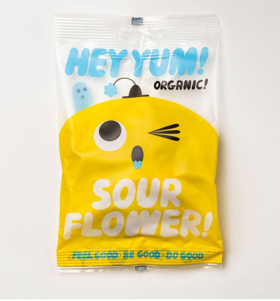 HEY YUM! Sour Flower