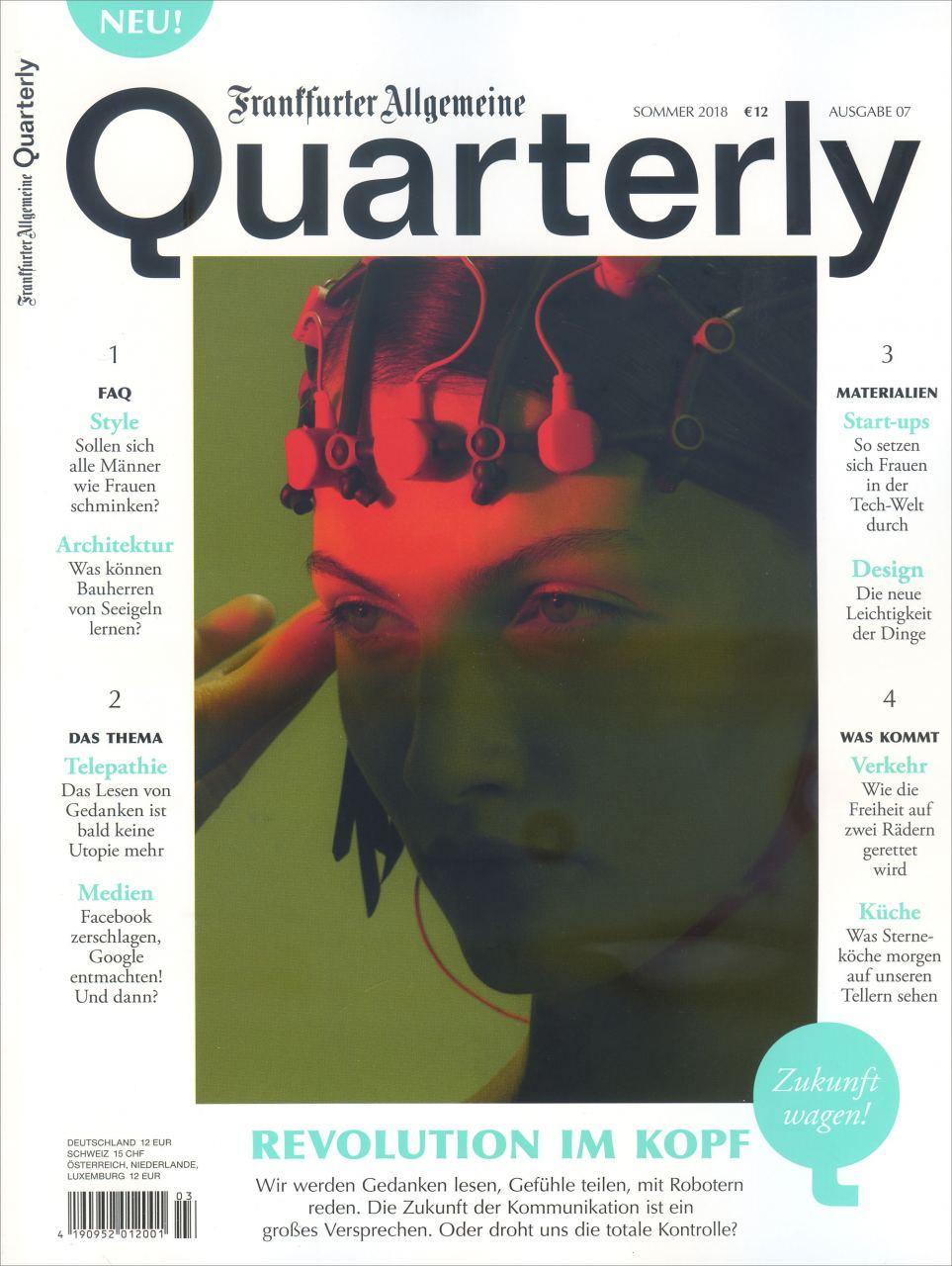 F.A Quarterly #7