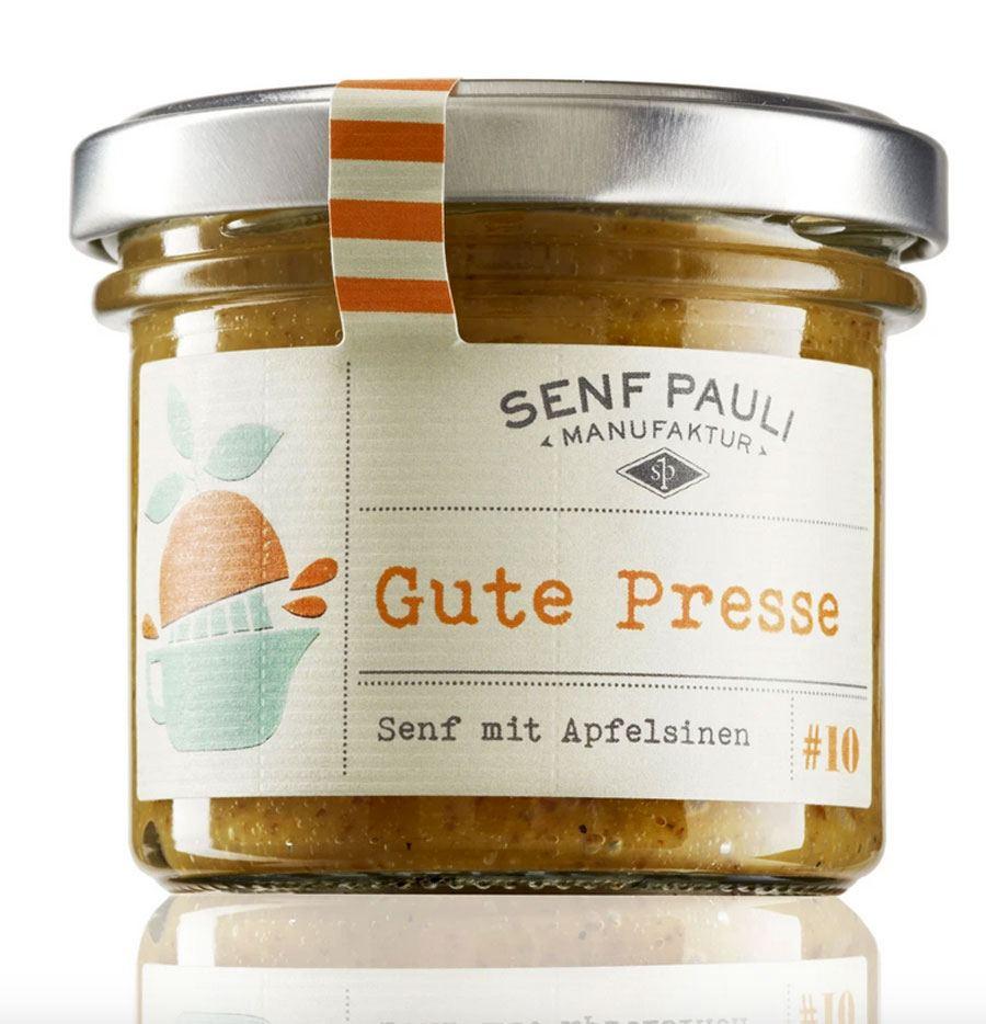Senf Pauli - Gute Presse