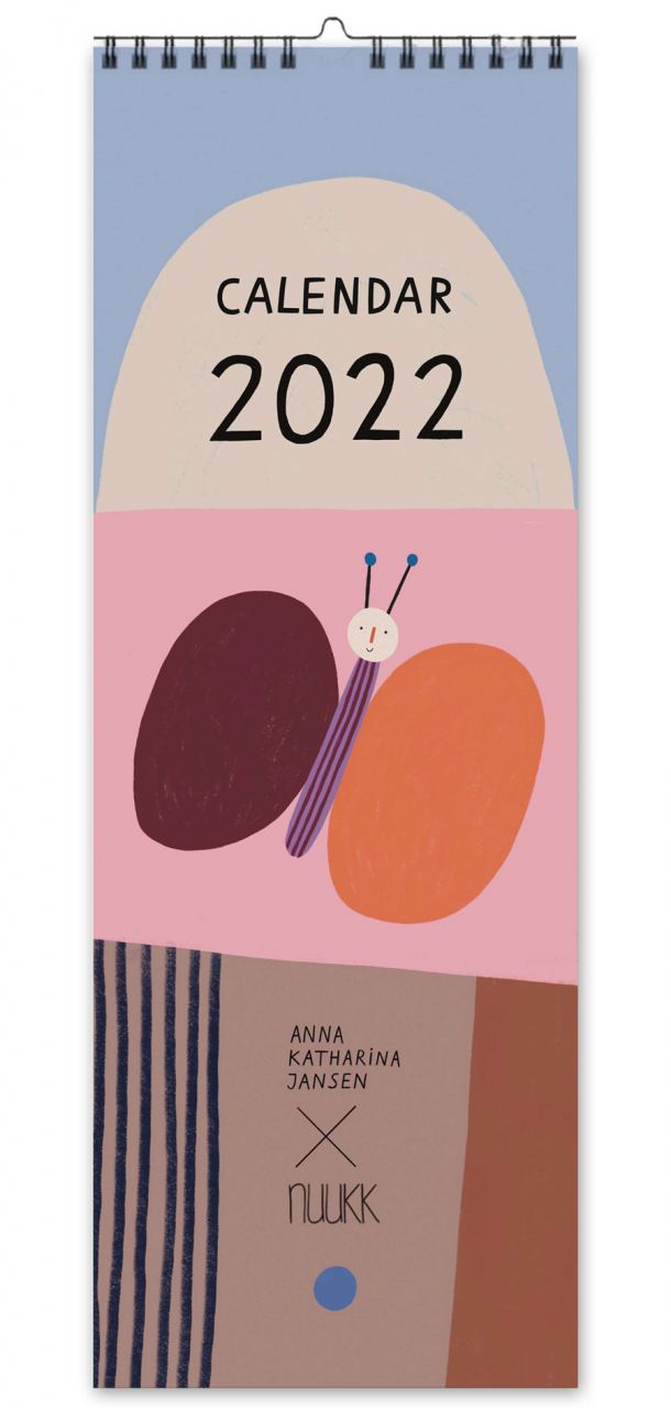 Butterfly Kalender 2022