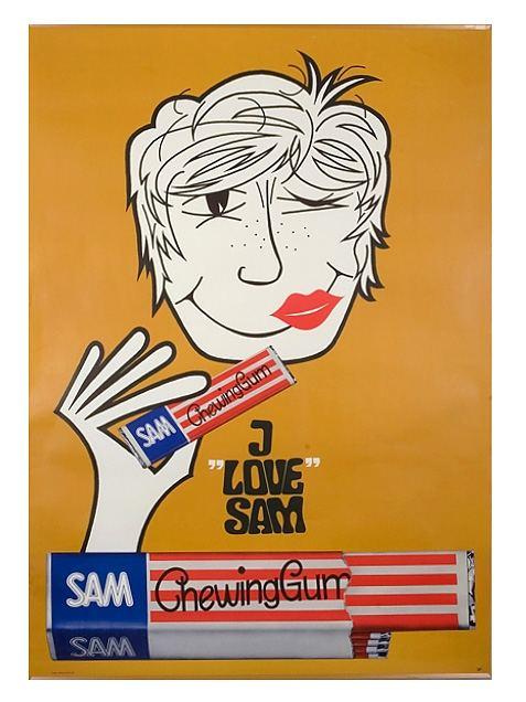 Sam - Chewing Gum