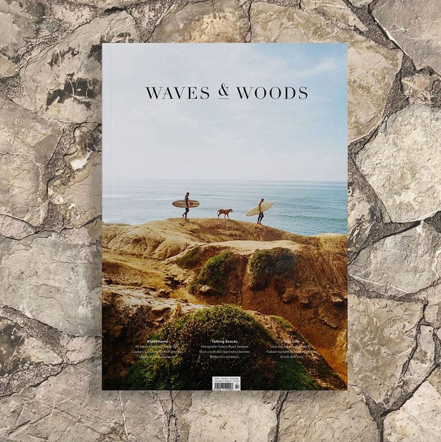 Waves & Woods No. 17
