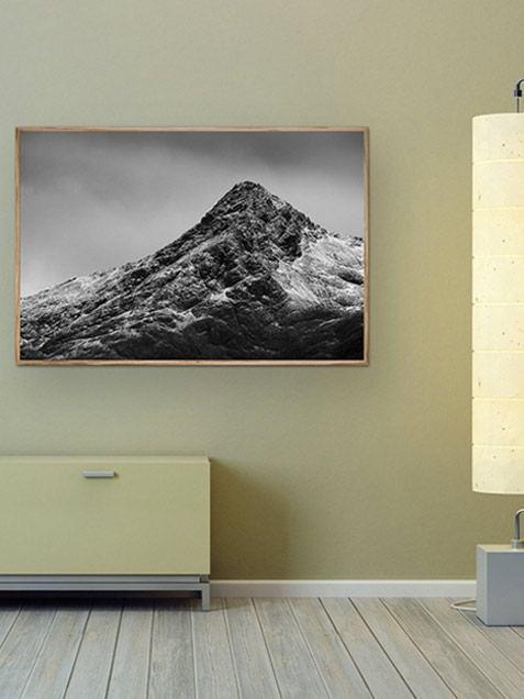 Black Cuillin Poster (50x70cm)