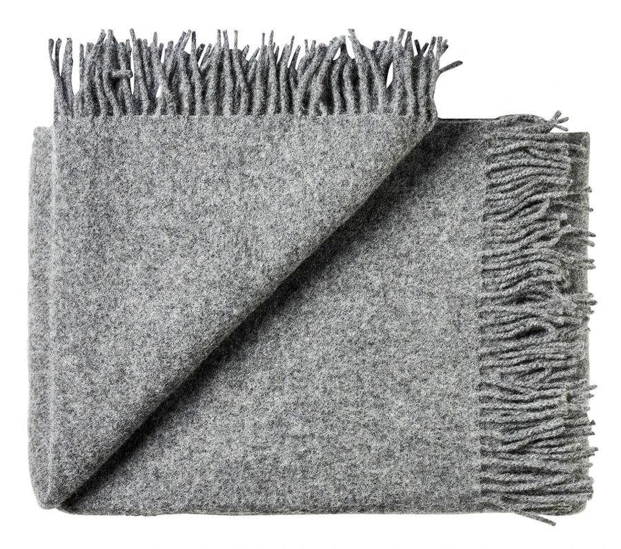 Athen Decke Medium Grey