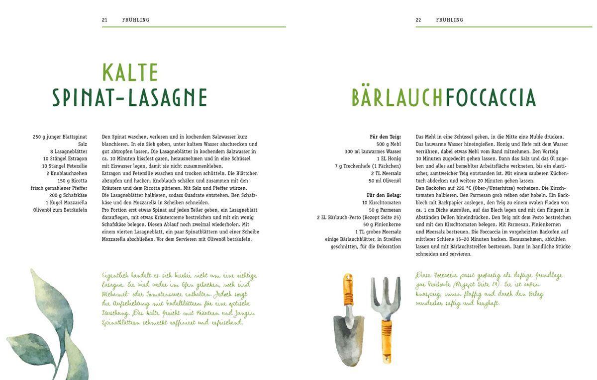 Schrebergarten Kochbuch