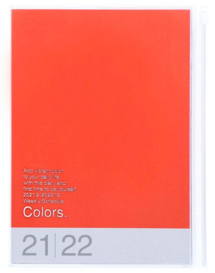 2022 Kalender A5 Storage.it Orange