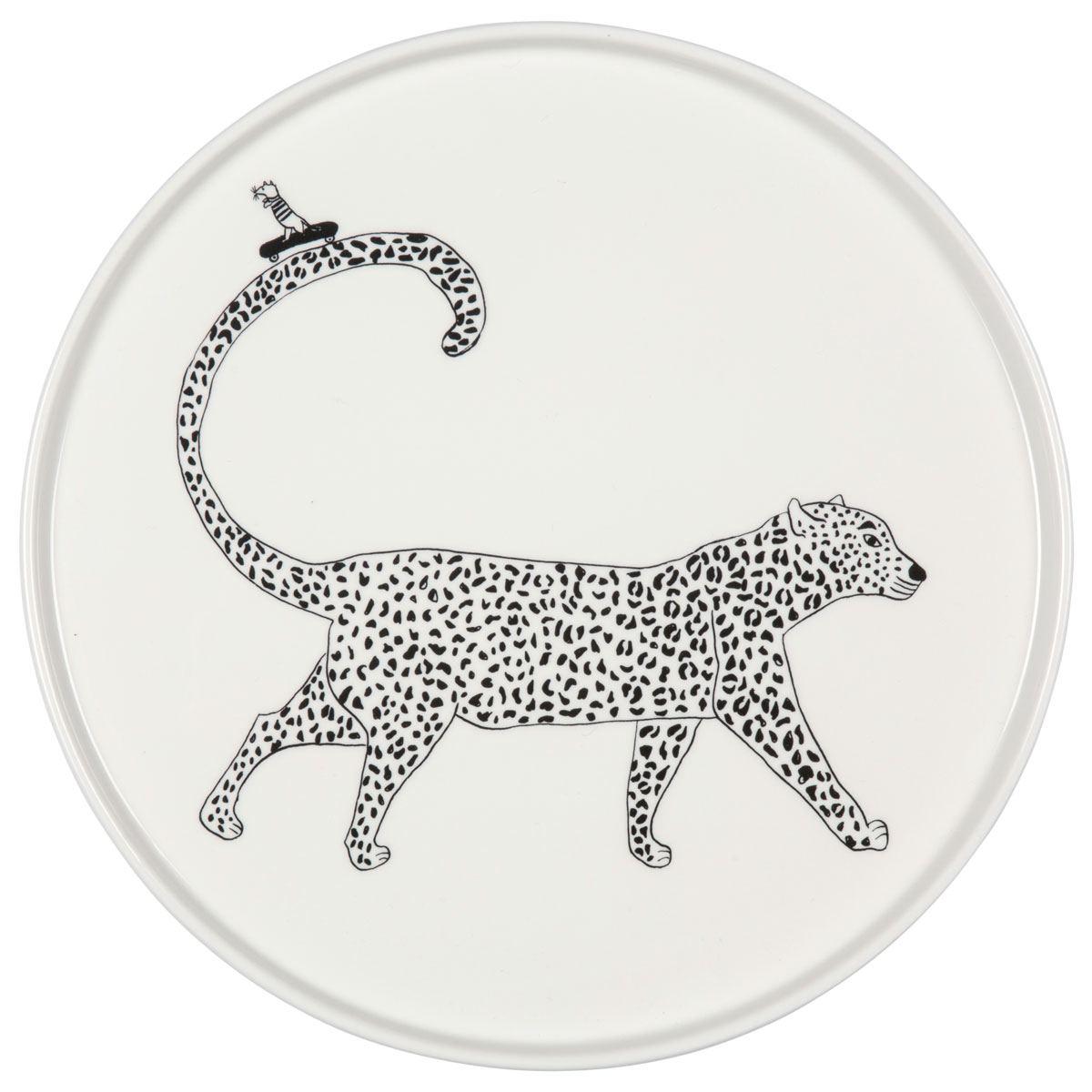 Leopard Teller