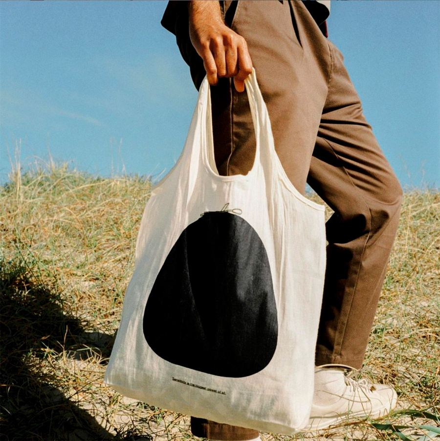 Sensitivity is the biggest power of all Bag