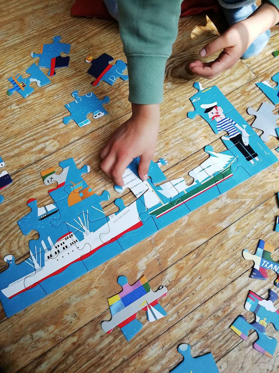 Das große Hamburg-Puzzle