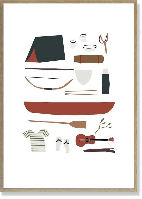 Adventure Print (Din A4)